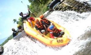 Tempat Rafting di Banyuwangi - BOSPro Songgon